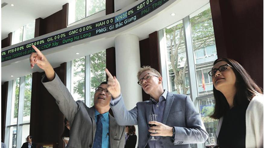 Kỳ vọng vốn ngoại mang xu thế đầu tư bền vững vào Việt Nam