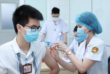 Bộ Y tế hướng dẫn tổ chức tiêm chủng vắc xin COVID-19
