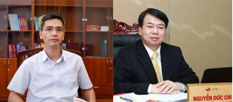 Bộ Tài chính có 2 tân Thứ trưởng