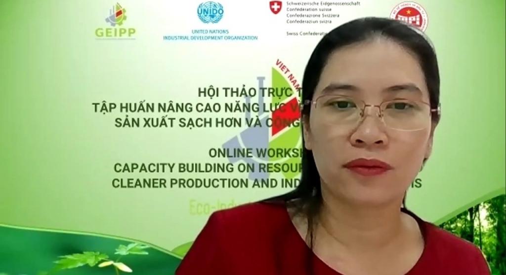 Nâng cao năng lực về cách tiếp cận khu công nghiệp sinh thái tại Việt Nam