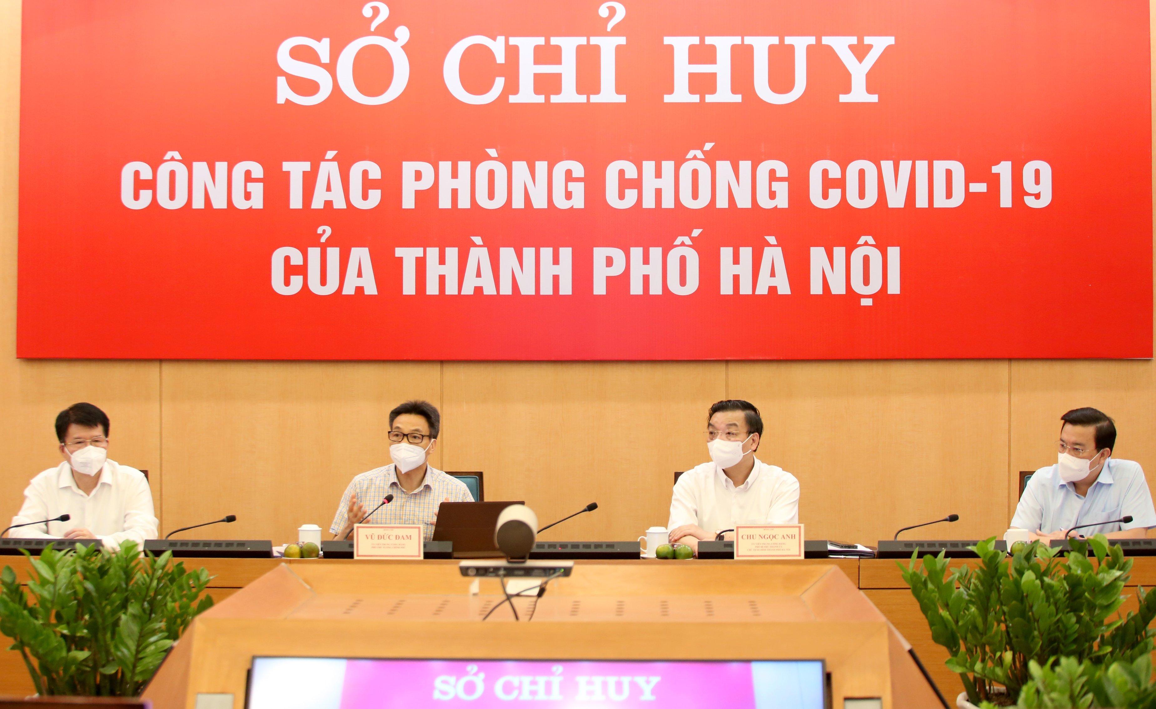 """""""Chống dịch như chống giặc"""", Hà Nội phải làm mạnh và triệt để hơn"""