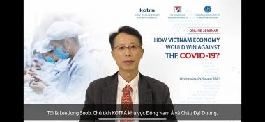 Chủ tịch KOTRA: Việt Nam giàu tiềm năng phát triển, xứng đáng để mở rộng đầu tư