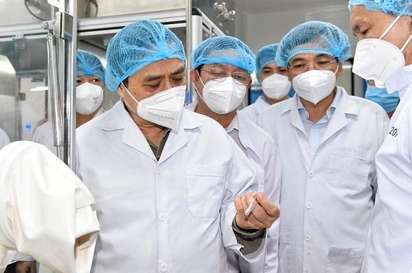 Đề xuất cơ chế đặc thù trong nghiên cứu, sản xuất vaccine phòng chống Covid-19