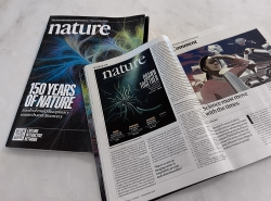Tạp chí trên 150 tuổi Nature: Hành trình thay đổi thế giới