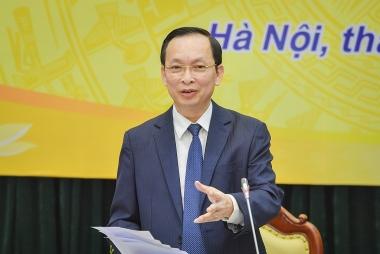 Phó thống đốc Đào Minh Tú: Các ngân hàng phải báo cáo việc giảm lãi suất, như đã cam kết