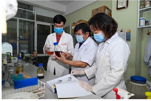 Dược phẩm Vinh Gia đồng ý đổi tên VIPDERVIR-C, để tránh nhầm với tên thuốc điều trị Covid-19
