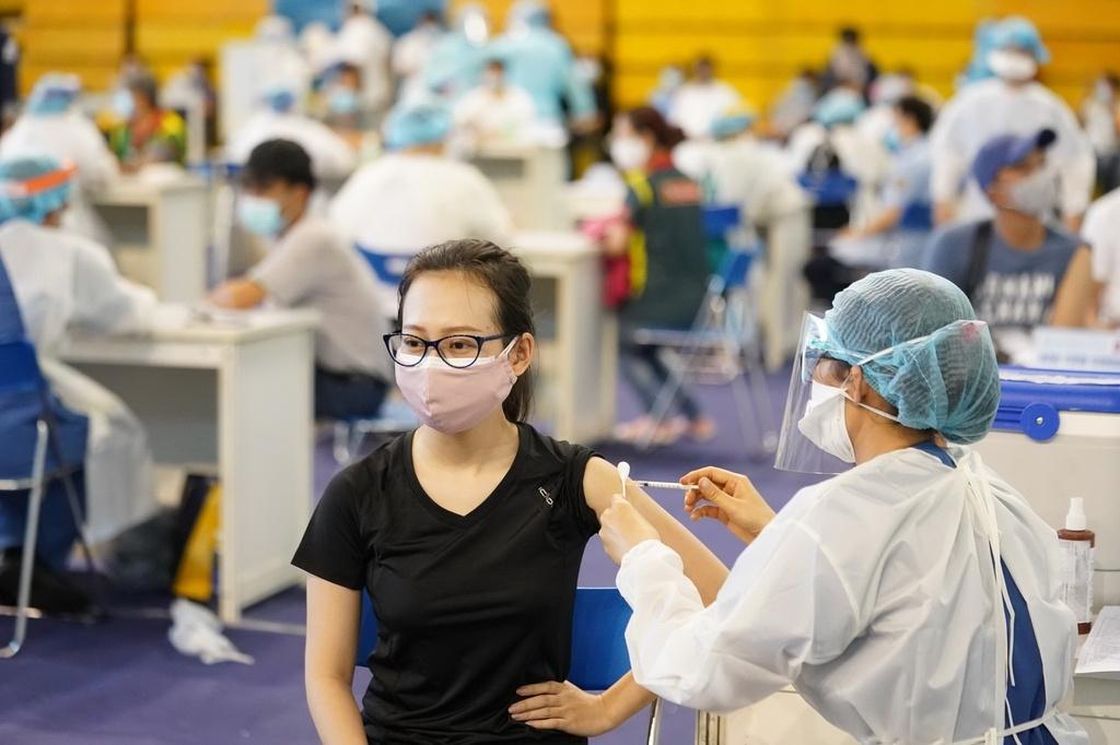 Các nhân tố thúc đẩy ý định tiêm vắc xin phòng Covid-19 của sinh viên Việt Nam