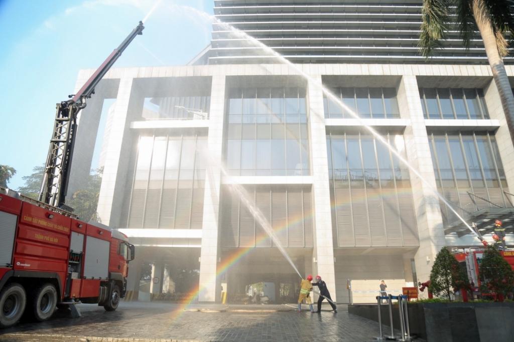 """PVN đồng hành với chương trình """"An toàn phòng cháy, chữa cháy"""" năm 2021"""