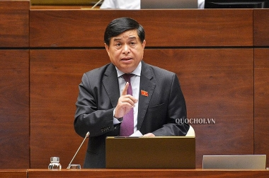 """Bộ trưởng Nguyễn Chí Dũng: Xây Nghị quyết hỗ trợ doanh nghiệp với phương châm """"Sớm nhất, hiệu quả nhất"""""""