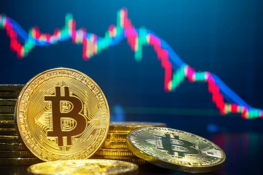 """""""Hiệu ứng domino"""" trên các thị trường tài chính nếu Bitcoin sụp đổ"""