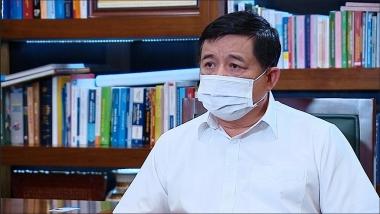 """Bộ trưởng Nguyễn Chí Dũng: """"Quy hoạch phải được xây dựng với tư duy đột phá"""""""