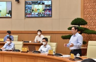"""Thủ tướng Phạm Minh Chính: """"Quốc hội đã quyết Luật Quy hoạch, việc của chúng ta là làm cho tốt"""""""