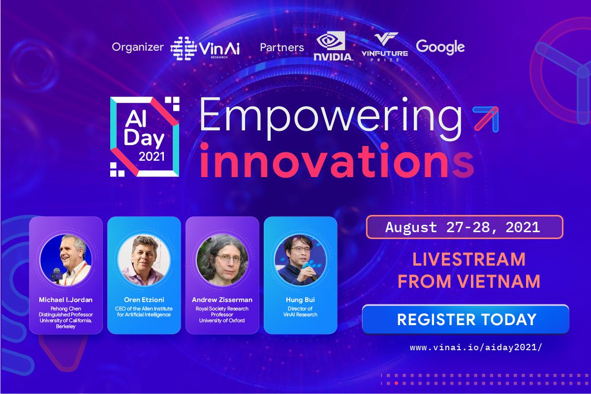 Thúc đẩy nghiên cứu, sáng tạo, ứng dụng AI tại Việt Nam