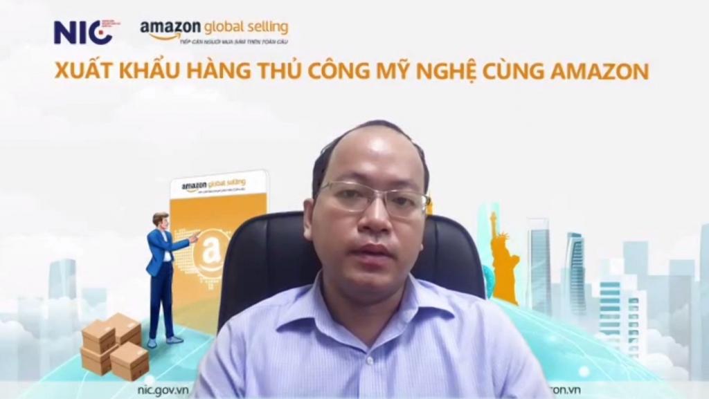 Xuất khẩu hàng thủ công mỹ nghệ cùng Amazon