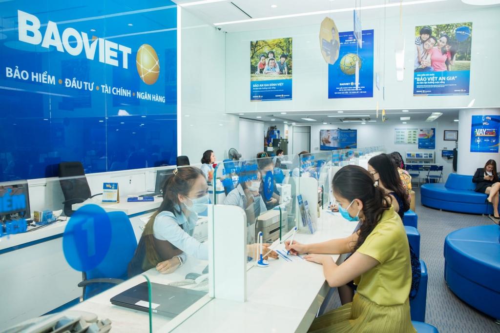 Tập đoàn Bảo Việt đạt gần 1.000 tỷ đồng lợi nhuận trong 6 tháng đầu năm 2021