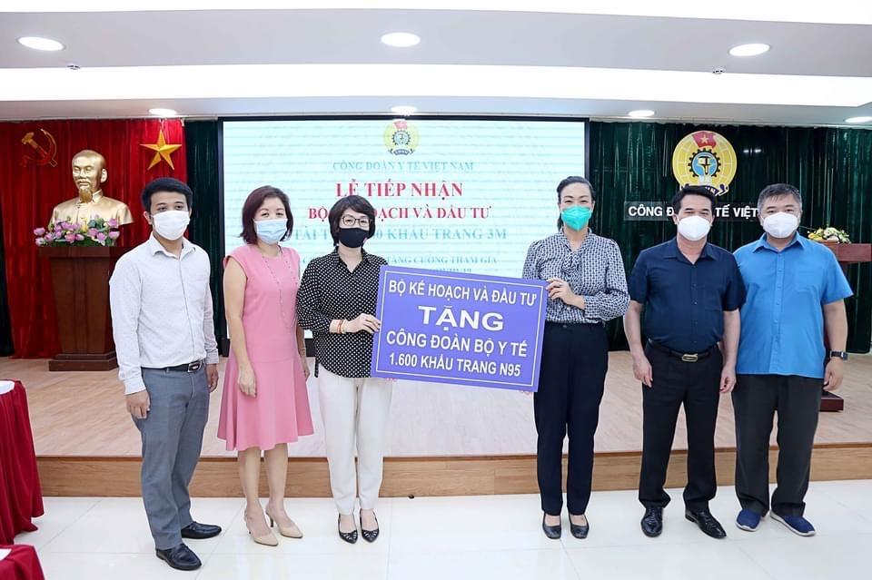 Bộ Kế hoạch và Đầu tư kết nối các nguồn lực, chung tay vì Việt Nam chống dịch