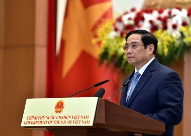 Việt Nam cam kết cùng cộng đồng quốc tế đẩy lùi dịch bệnh, khôi phục lại phát triển kinh tế *