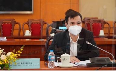 Viện Khoa học và Công nghệ Việt Nam-Hàn Quốc sắp khánh thành sau 10 năm khởi sự