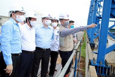 Dự án Nhà máy Nhiệt điện Thái Bình 2: Phấn đấu hòa lưới điện vào ngày 30/4/2022