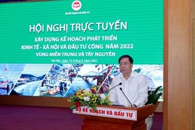 Thứ trưởng Trần Duy Đông: Xây giải pháp cần trúng, đúng và hiệu quả