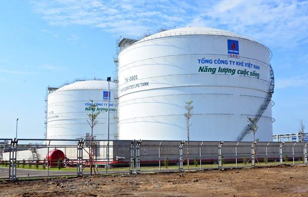 Giá khí thế giới đạt đỉnh 12 năm, SSI khuyến nghị chọn lọc cổ phiếu khí