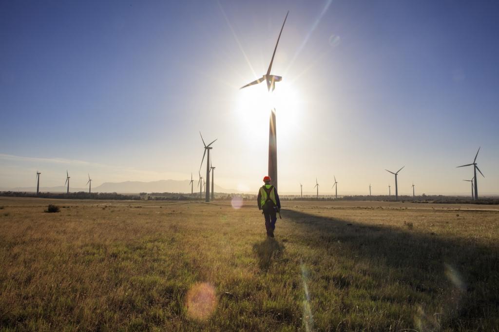 HSBC hỗ trợ tín dụng xanh cho ngành điện gió Việt Nam