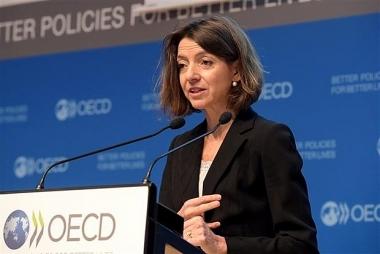 OECD nhận định, tăng trưởng toàn cầu năm 2021 là 5,7%; năm 2022 là 4,5%