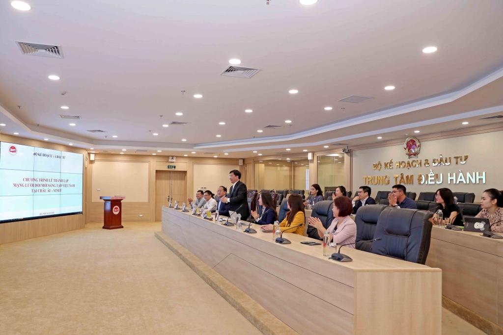Thành lập Mạng lưới Đổi mới sáng tạo Việt Nam tại châu Âu, quy tụ tri thức Việt trên toàn cầu