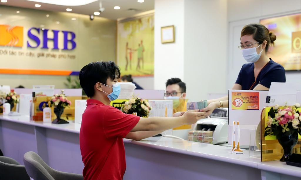 SHB - doanh nghiệp tỷ USD được vinh danh Top 50 doanh nghiệp kinh doanh hiệu quả
