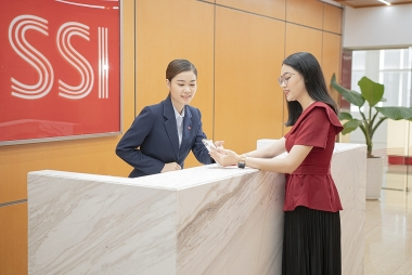 9 tháng đầu năm 2021, SSI vượt 2.000 tỷ đồng lãi trước thuế