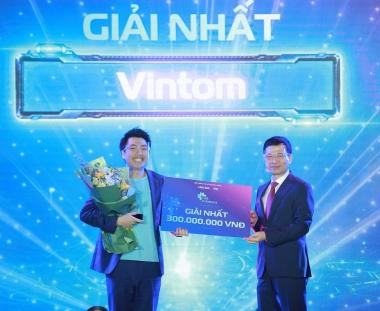 Giải pháp chuyển dữ liệu số sang video đoạt giải Nhất Viet Solutions 2021