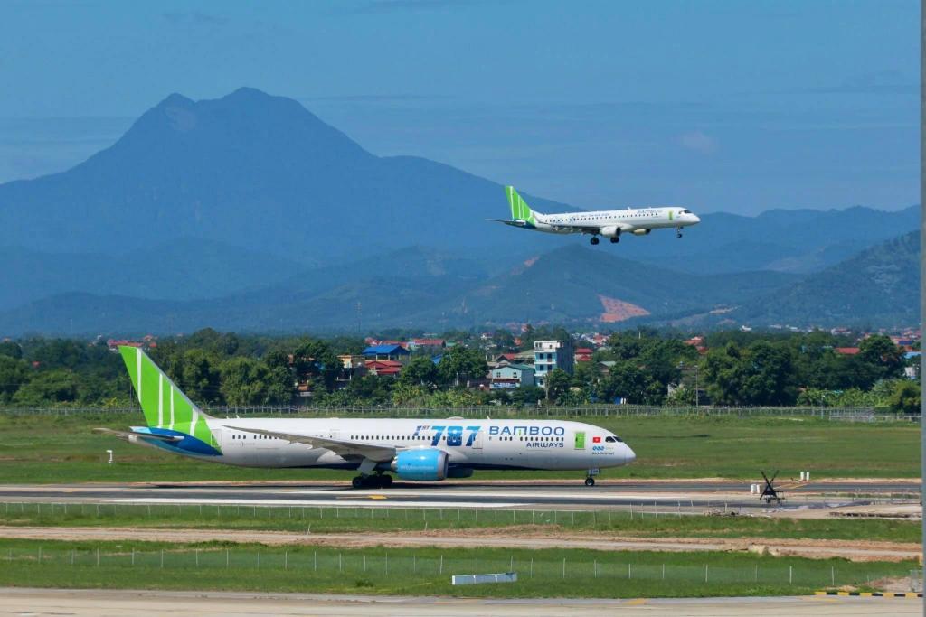 Từ 21/10, Bamboo Airways tăng tần suất nhiều đường bay nội địa