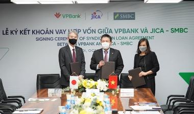 VPBank nhận gói vay hợp vốn 100 triệu USD, tập trung hỗ trợ doanh nghiệp do phụ nữ làm chủ