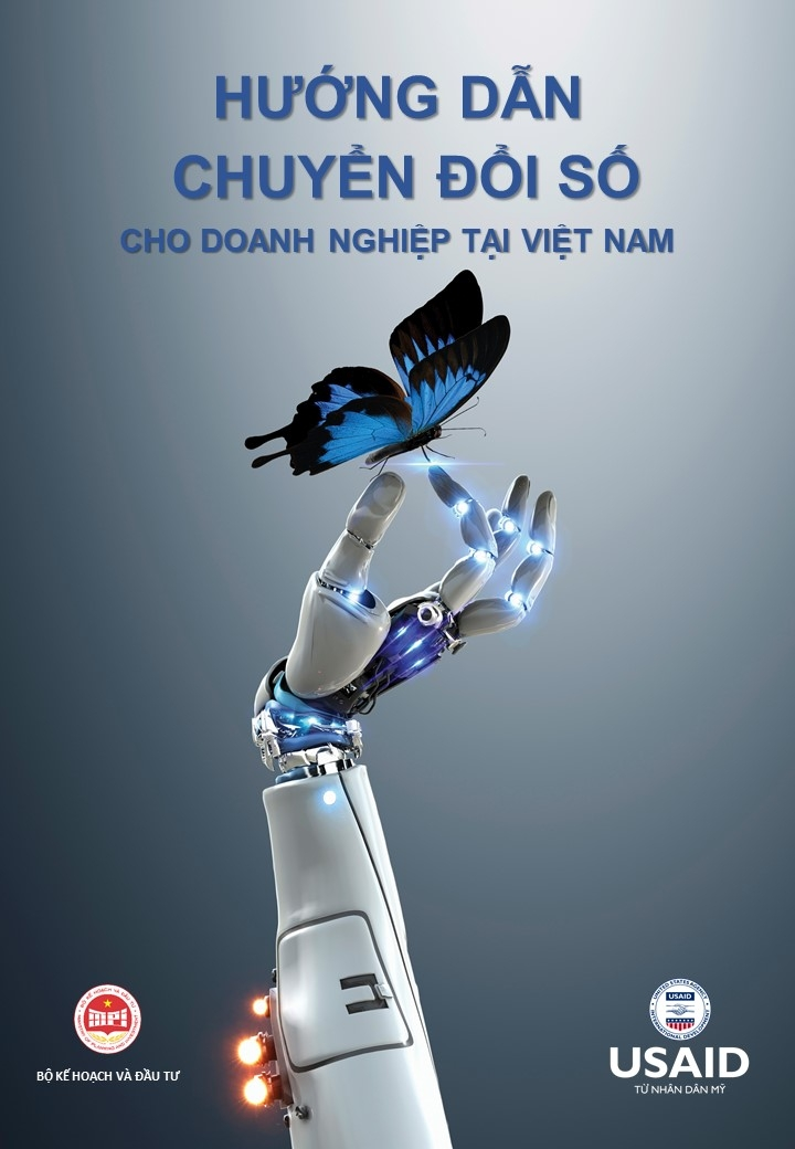 Chính thức công bố Hướng dẫn chuyển đổi số cho doanh nghiệp Việt Nam