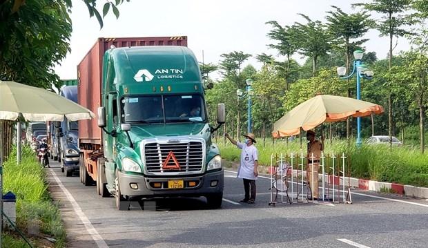Đề xuất tháo gỡ tắc nghẽn cho hoạt động vận tải
