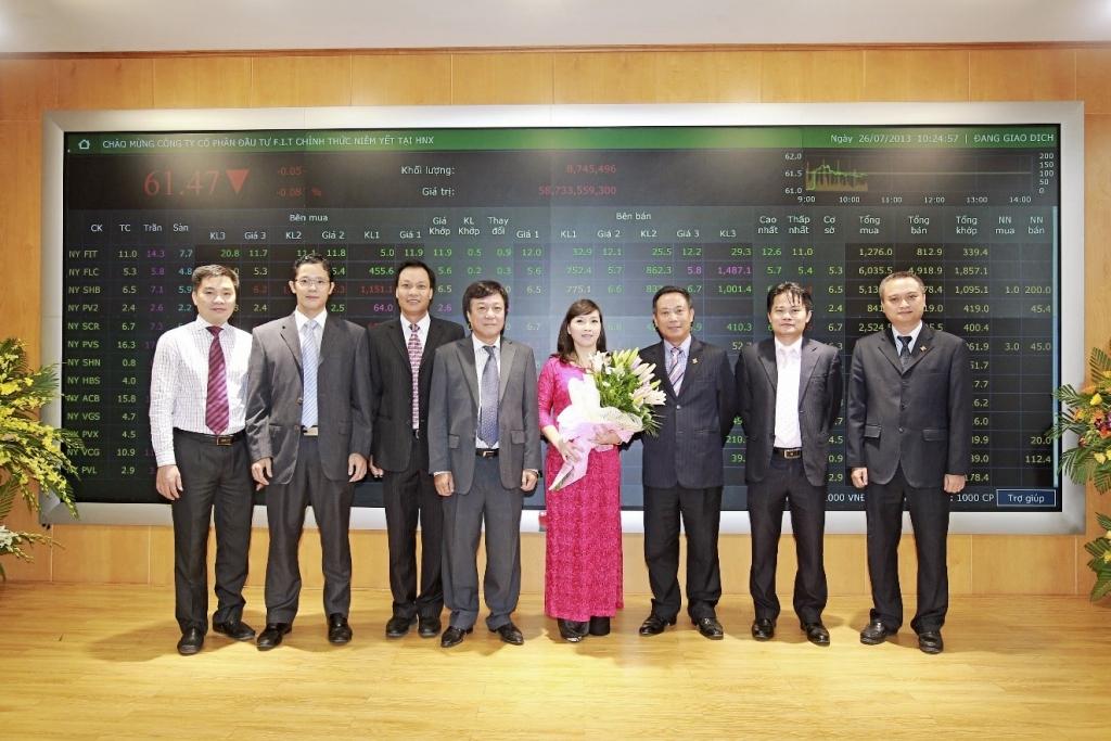 VACO định giá lại cổ phiếu FIT, tăng 4 lần sau 8 năm lên sàn đại chúng