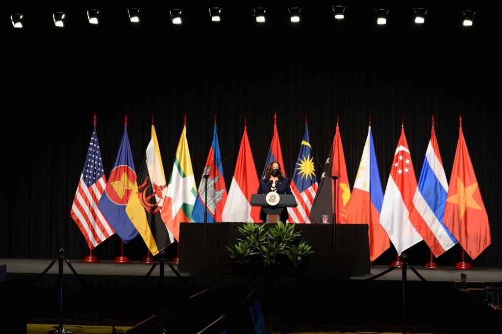 Phó Tổng thống Hoa Kỳ khai trương Văn phòng CDC khu vực Đông Nam Á tại Việt Nam