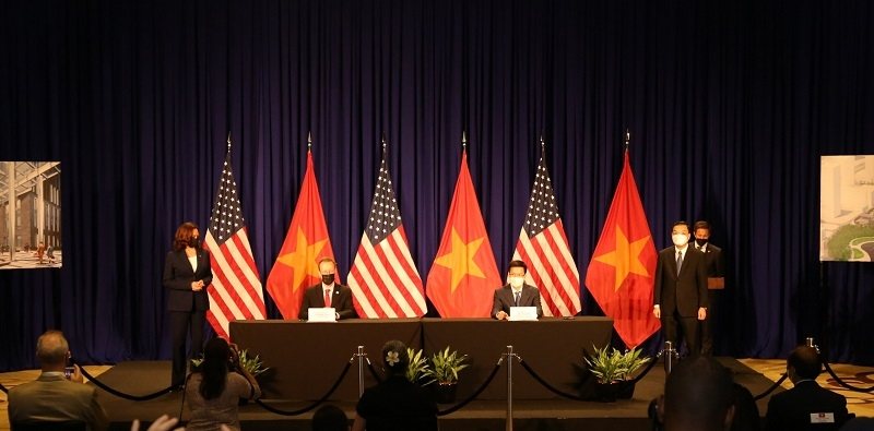 Ký thoả thuận thuê đất xây dựng trụ sở mới của Đại sứ quán Hoa Kỳ tại Hà Nội