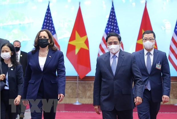 Nhà Trắng nhấn mạnh tăng cường quan hệ đối tác toàn diện Việt Nam - Hoa Kỳ