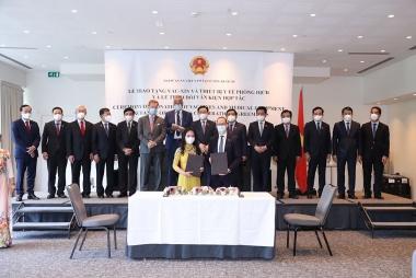 Orsted và T&T Group hợp tác chiến lược phát triển các dự án điện gió ngoài khơi tại Việt Nam