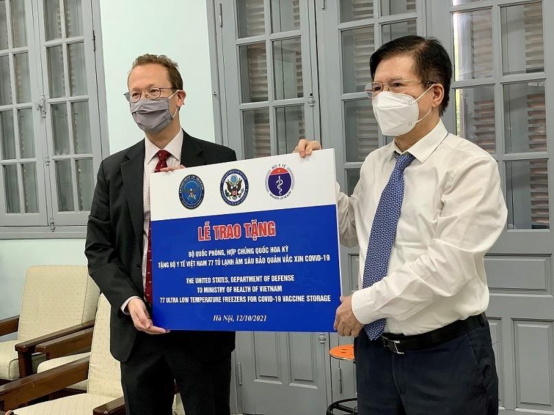 Việt Nam nhận thêm 1.999.530 liều vắc xin Pfizer do Hoa Kỳ trao tặng thông qua cơ chế COVAX