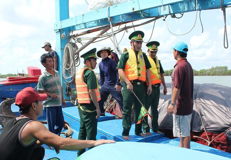 Tính đến ngày 25/5/2021, đã xảy ra 32 vụ/56 tàu/446 ngư dân bị nước ngoài bắt giữ, xử lý
