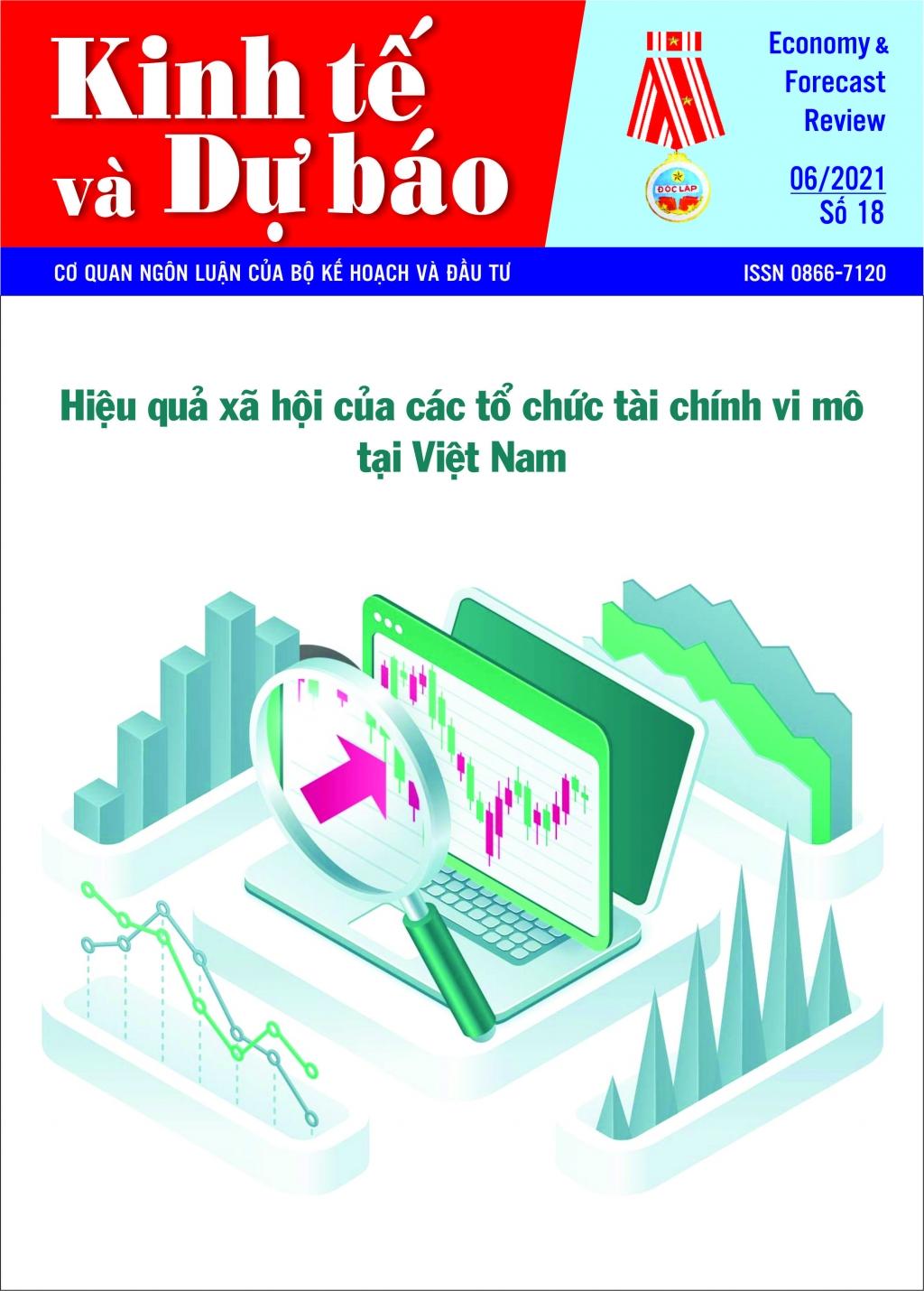 Giới thiệu Tạp chí Kinh tế và Dự báo số 18 (772)