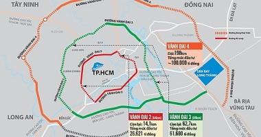 Triển khai đường vành đai 3, vành đai 4 TP. Hồ Chí Minh tối đa theo phương thức PPP