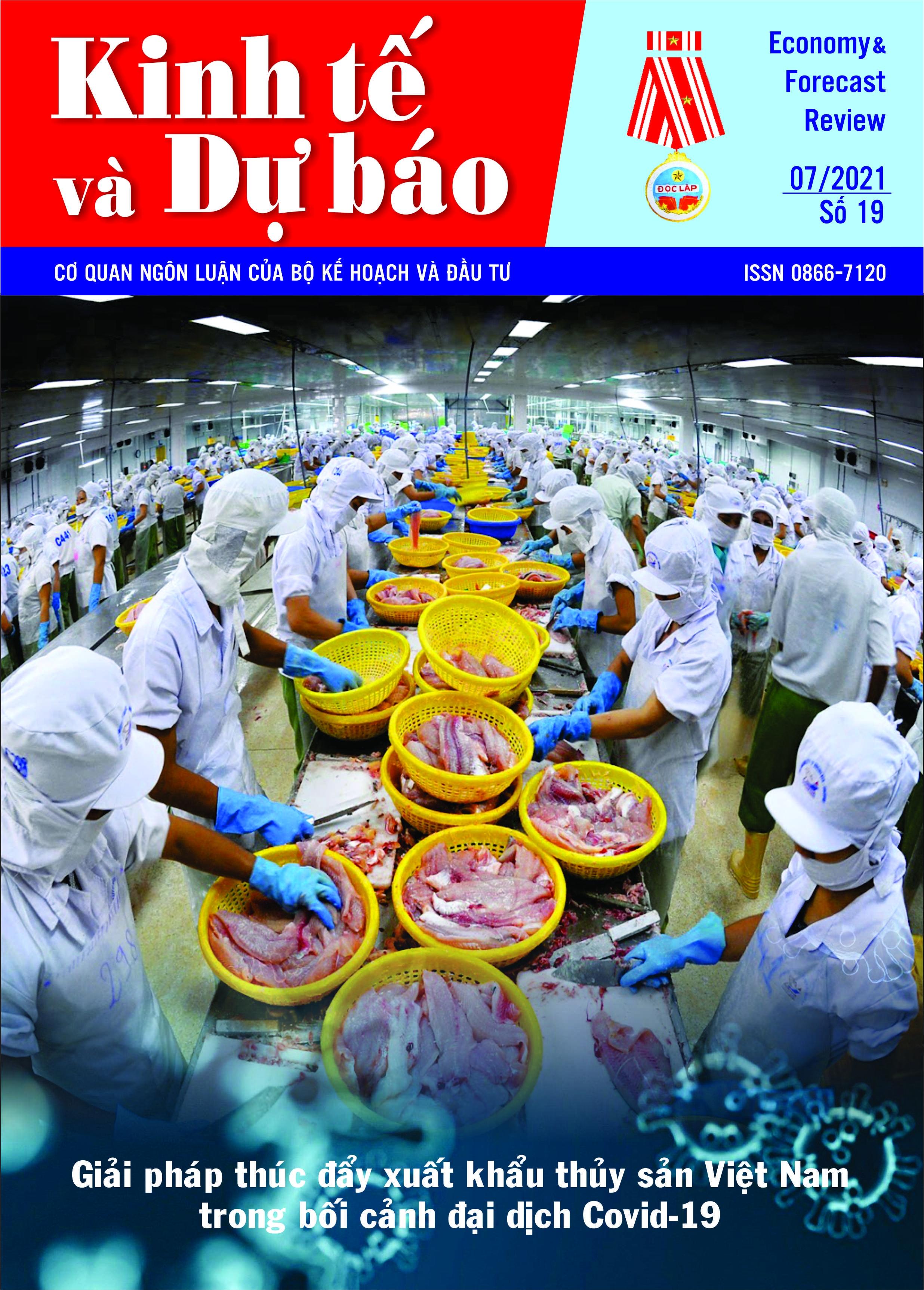 Giới thiệu Tạp chí Kinh tế và Dự báo số 19 (773)