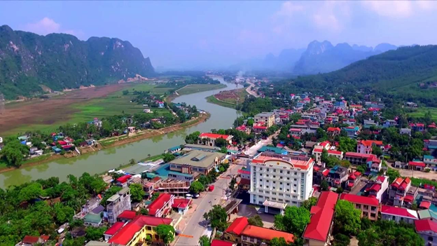 Công nhận huyện Lạc Thủy, tỉnh Hòa Bình đạt chuẩn nông thôn mới