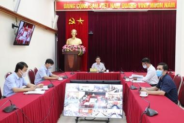 """Bộ trưởng Nguyễn Văn Thể: """"Dứt khoát không để ùn tắc giao thông ở bất cứ con đường nào"""""""