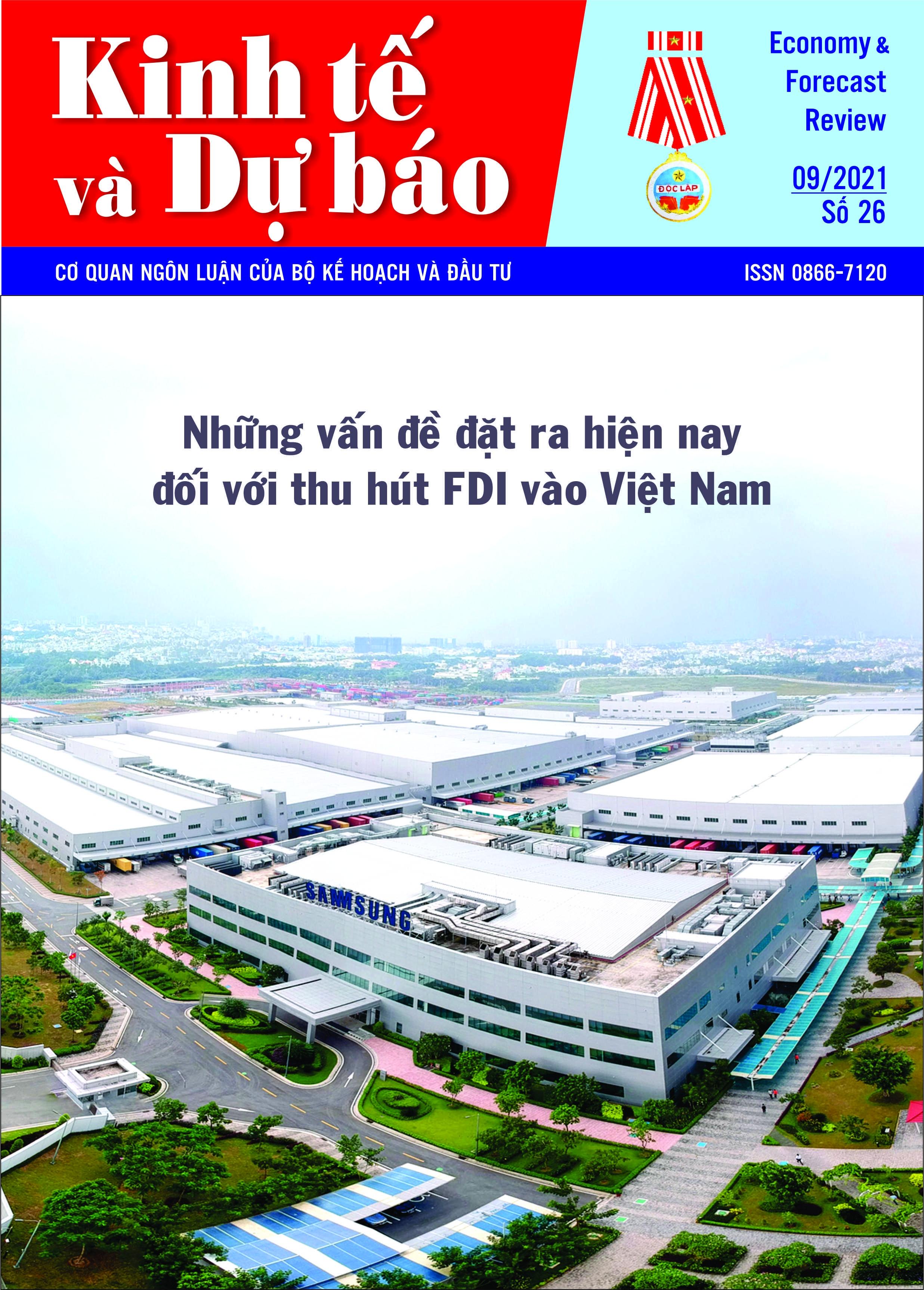 Giới thiệu Tạp chí Kinh tế và Dự báo số 26 (780)
