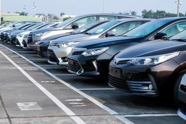 Tiêu thụ ô tô tăng mạnh trong tháng 9/2021, nhưng vẫn giảm 50% so với cùng kỳ năm 2020