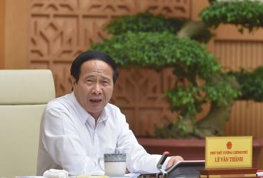 Phó Thủ tướng Lê Văn Thành: Cần tập trung hoàn thành sớm giai đoạn 1 dự án cao tốc Bắc-Nam